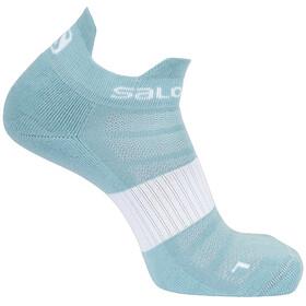 Salomon Sense Chaussettes Pack de 2, pastel turquoise/evening blue
